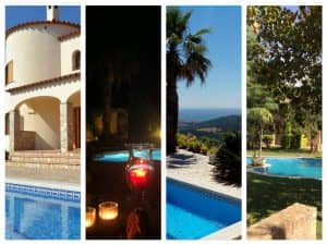 Costa Brava holiday rentals Spain